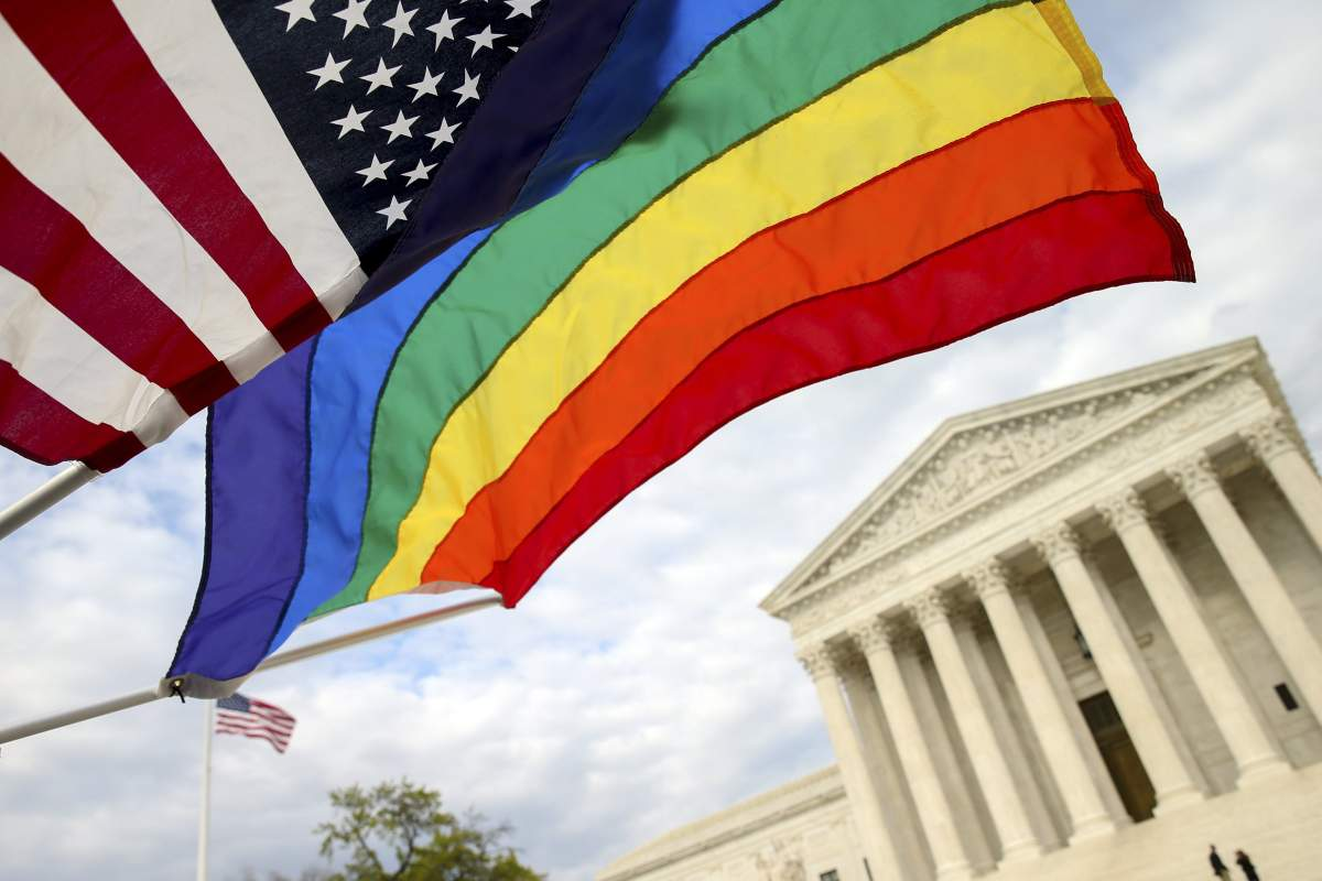 Supreme Court Gay Marriage